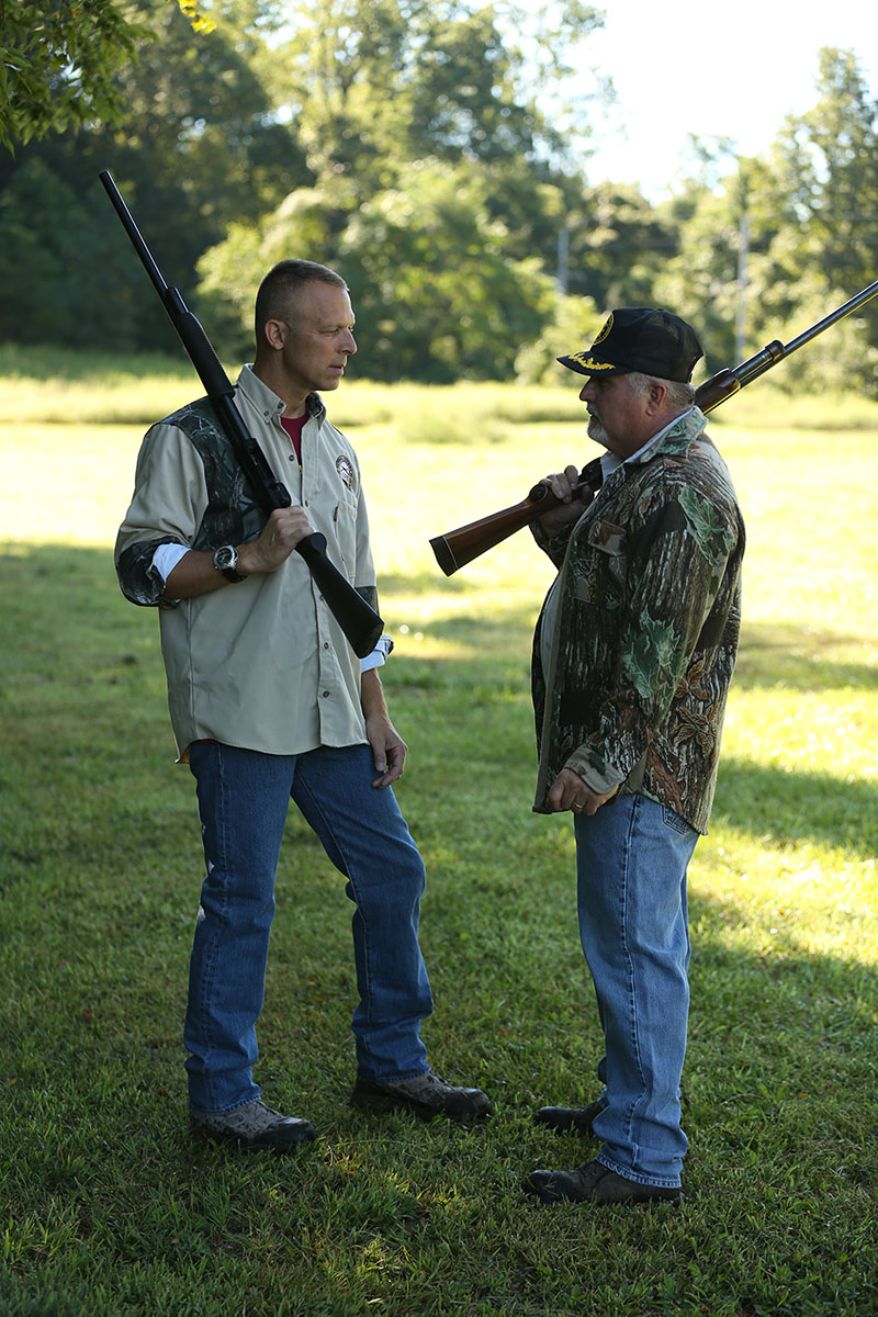 Scott Perry With Constituent Discussing 2nd Amendment